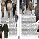 Russian trade magazine PROfashion