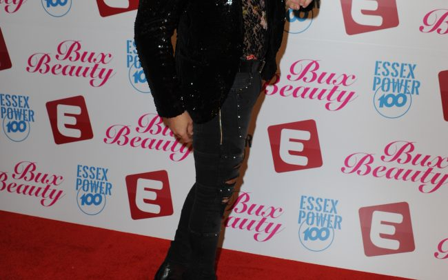 Rodrigo Alves at the Essex TV Awards