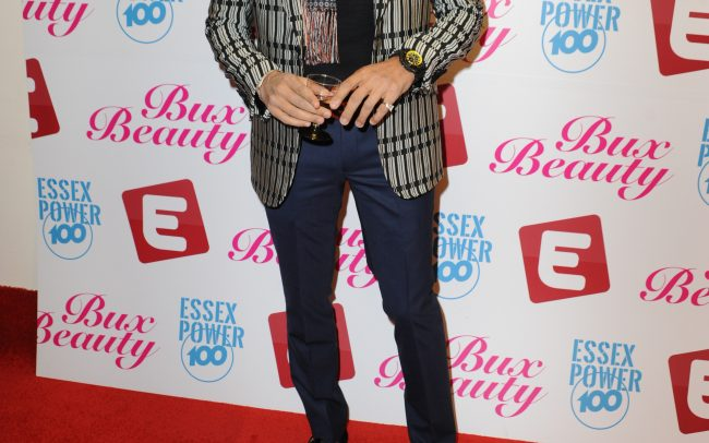 Chelsea Singh, Arrivals at Essex TV Awards